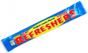 Christmas tree decorations silver and gold - Giant Refresher Original Chew Bar Sweets From The Uks